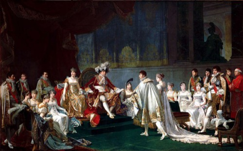 jerome bonaparte wedding