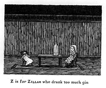 Z-is-for-Zillah