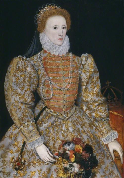 NPG 2082; Queen Elizabeth I by Unknown artist