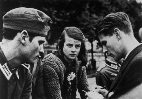 Geschichte / Weltkrieg II / Krieg in der Heimat / Deutschland / Widerstand / Weiße Rose