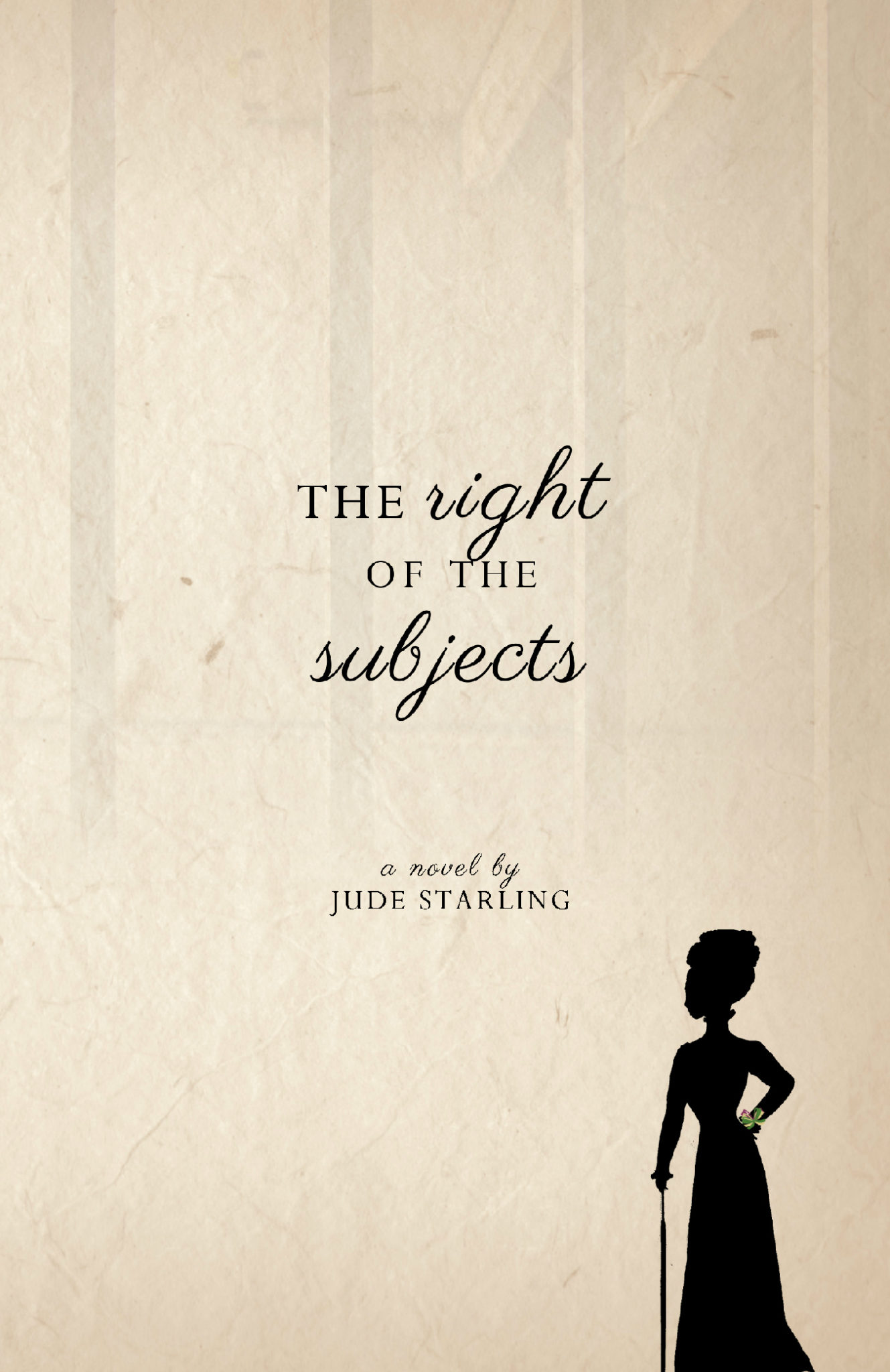 The Right of the Subjects Front Cover