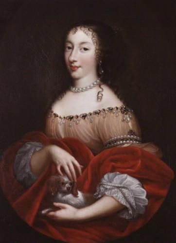 NPG 228; Henrietta Anne, Duchess of Orleans possibly after Pierre Mignard