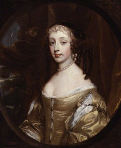NPG 6028; Henrietta Anne, Duchess of Orleans by Sir Peter Lely