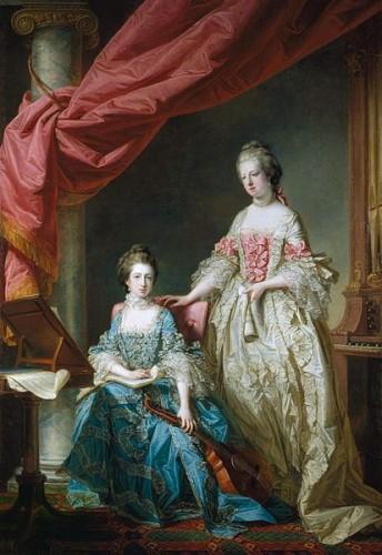 princess_louisa_and_princess_caroline_by_francis_cotes2c_1767
