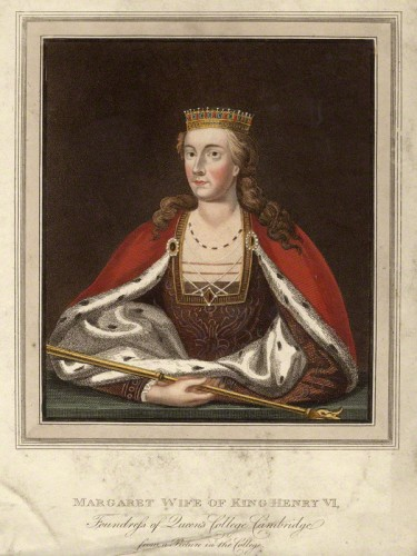 NPG D9415; Called Queen Margaret of Anjou after Unknown artist