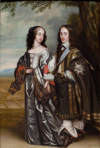 William_II,_Prince_of_Orange_and_Mary_Henrietta_Stuart,_by_Gerard_van_Honthorst