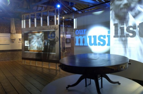 LSS gallery (c) Museum of London