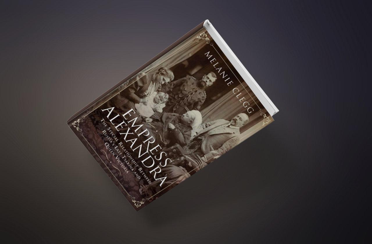 Empress Alexandra cover mockup