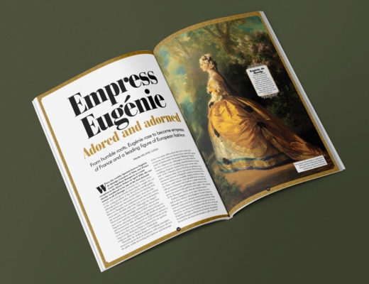 Empress Eugenie: Adored and Adorned