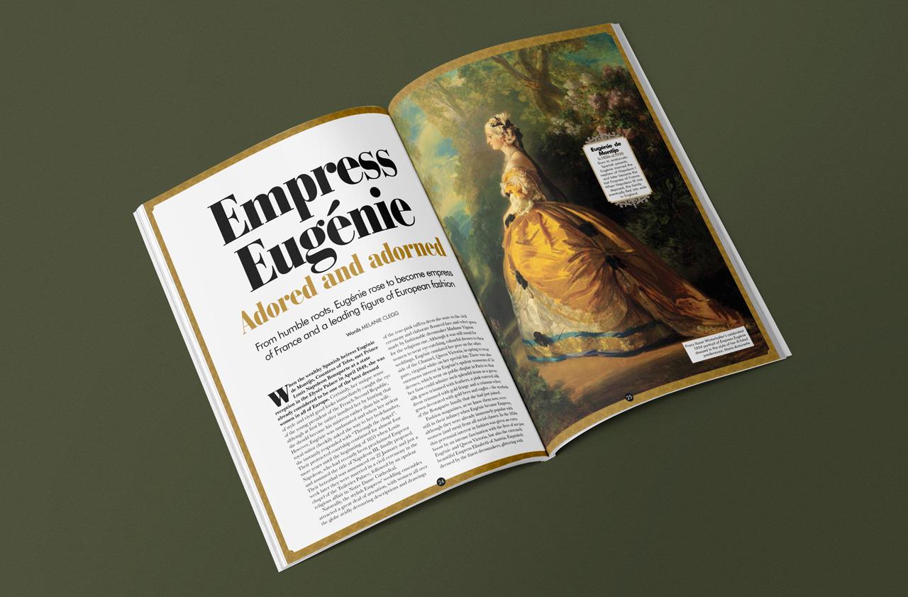 Empress Eugenie: Adored and Adorned